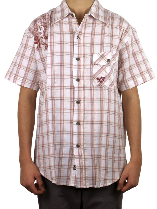 Shirt-Comeback-White Red-Small-front