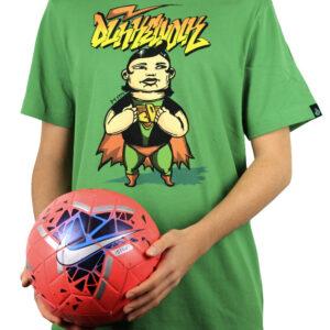 T-Shirts-Superdunk-Dark Green-Small-front